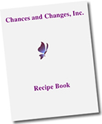 Chances & Changes Recipe Book